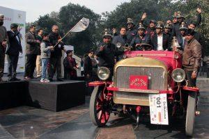 Statesman car rally: Vintage treat wows Capital
