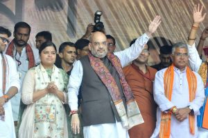 BJP leaders scurry for permission to hold political rallies in Bengal