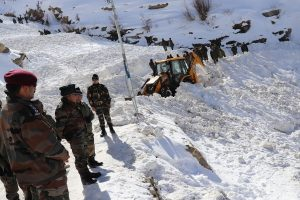 Himachal avalanche: Rescue ops for 5 missing jawans resumes; slim chances of survival, say officials