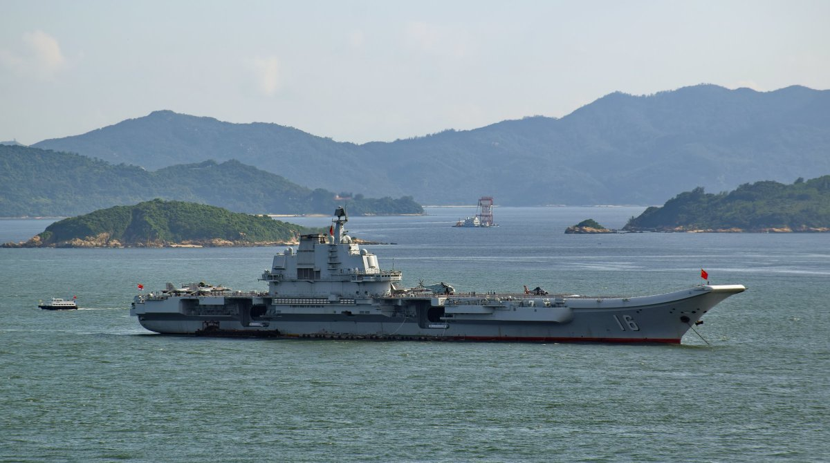 China, Nuclear aircraft carriers, US Navy, Chinese military experts