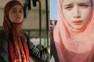 Alia Bhatt's doppelganger recreates Gully Boy's 'dhontungi' dialogue | See video