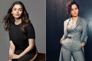 'I will apologise personally': Alia Bhatt to Kangana Ranaut