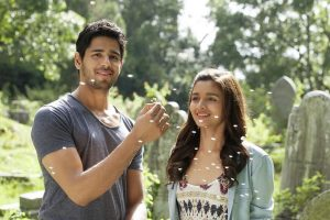 Alia Bhatt on Sidharth Malhotra: 'Just positivity in my heart for him'