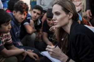 Angelina Jolie reaches Bangladesh to visit Rohingya camps in Cox's Bazar