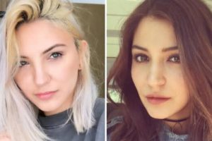 Had been looking for you, Anushka Sharma tells 'doppelganger' Julia Michaels
