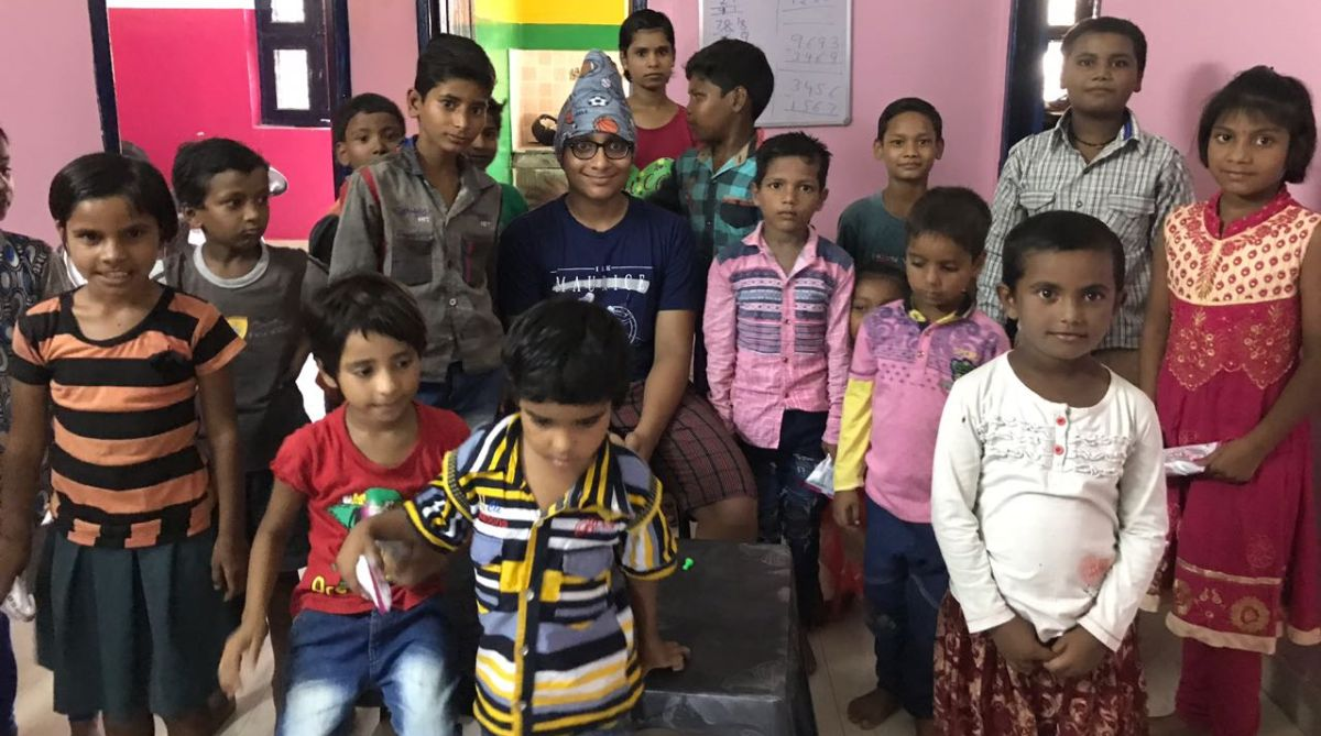 Meet Armaan Singh, the 15-year-old who runs a school for slum kids