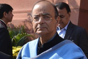 Arun Jaitley resumes charge as Union Finance Minister