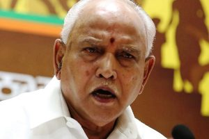 Under fire, Yeddyurappa says no question of seeking electoral gains from air strike