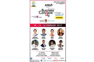 SRCC Business Conclave 2019 begins tomorrow
