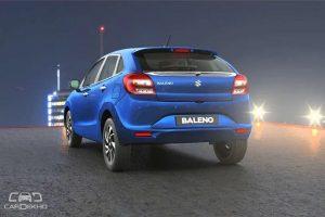 Maruti recalls 3757 Baleno units for possible ABS glitch