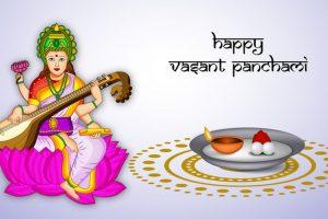 Vasant Panchami 2019 – a festival dedicated to Goddess of Knowledge and Wisdom Saraswati