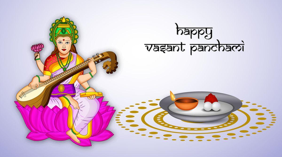 Vasant Panchami 2019, Vasant Panchami, Goddess of Knowledge, Saraswati, Basant Panchami