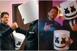 DJ Marshmello's new track Biba is a tribute to Shah Rukh Khan