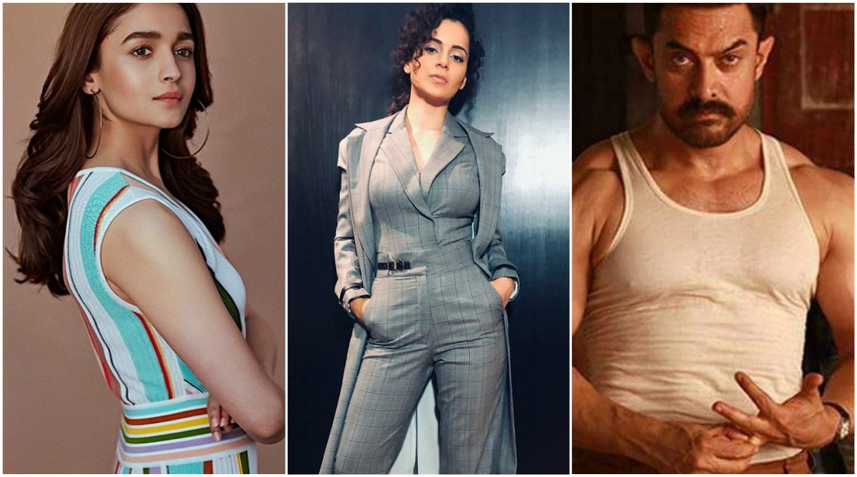 'How do people become so petty?' Kangana Ranaut slams Aamir Khan, Alia Bhatt