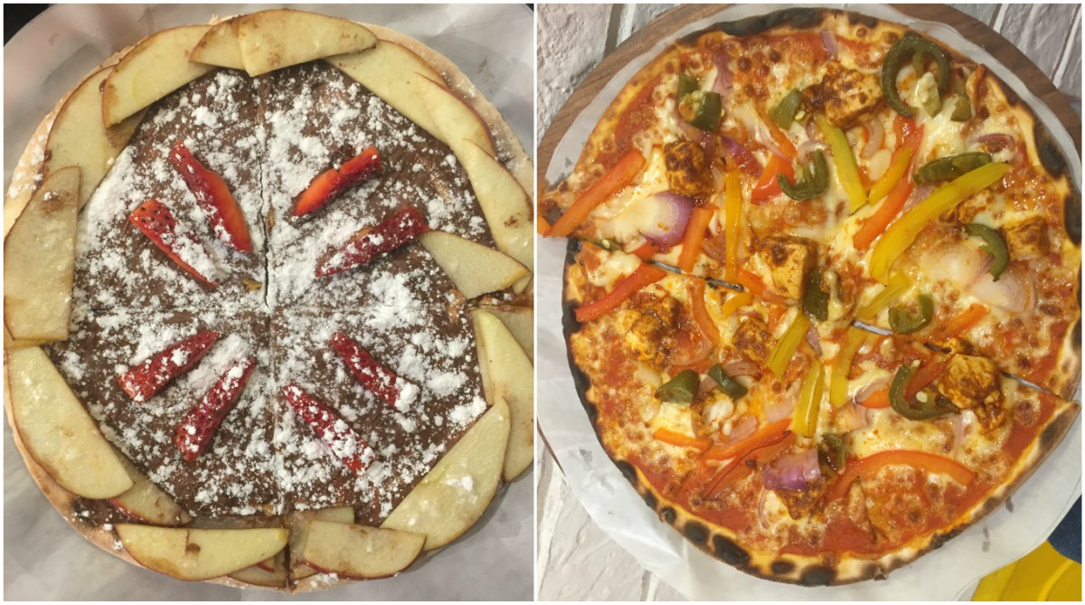 Craving for Pizza? Head to Baked Pizza & Co.
