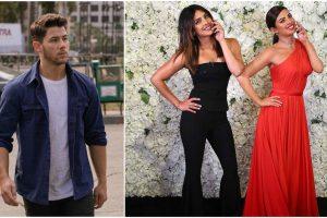 """Nick Jonas responds to Priyanka Chopra's wax statue with a """"weird flex"""""""
