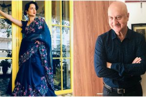 Kangana Ranaut is the real example of women empowerment: Anupam Kher