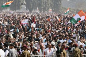 After Patna rally, NDA under pressure to outnumber Congress on crowd strength
