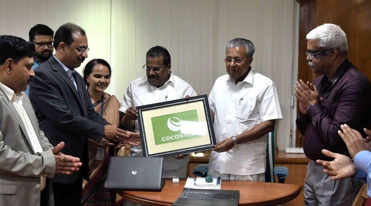 CM Vijayan launches Coconics logo, Kerala set to get its own laptop brand