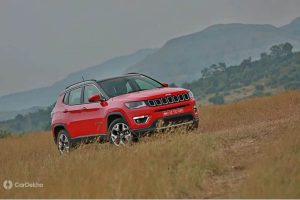 Jeep recalls Compass in India to update engine software