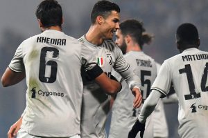 Cristiano Ronaldo sets the tone as Juventus down Sassuolo 3-0