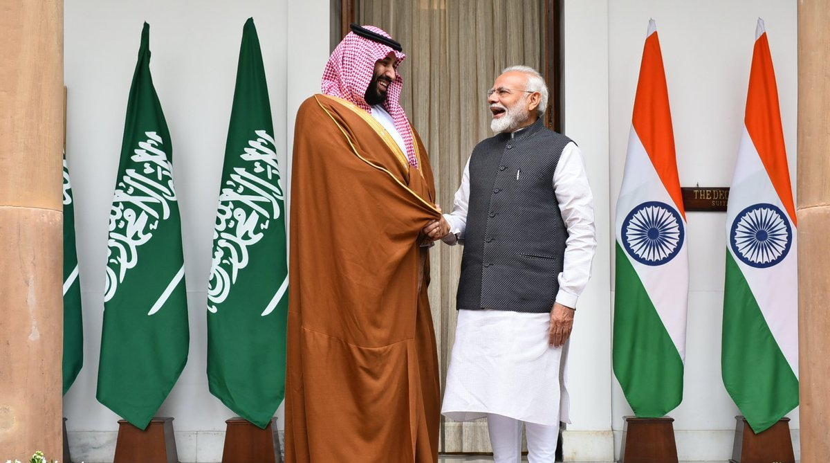 Saudi Arabia, International Solar Alliance, Framework agreement, Crown Prince Salman, PM Modi