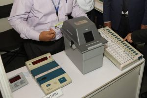 Opposition parties ask poll panel to cross-check 50% votes with VVPAT