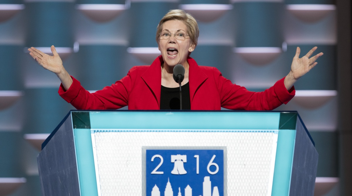 Democrat, Elizabeth Warren, 2020 US presidential campaign, Everett Mills