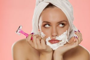 7 natural remedies to get rid of facial hair