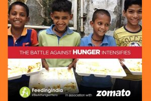 Zomato and Feeding India on a mission to battle food wastage and hunger