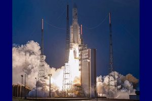 ISRO launches latest communication satellite GSAT-31 from French Guiana