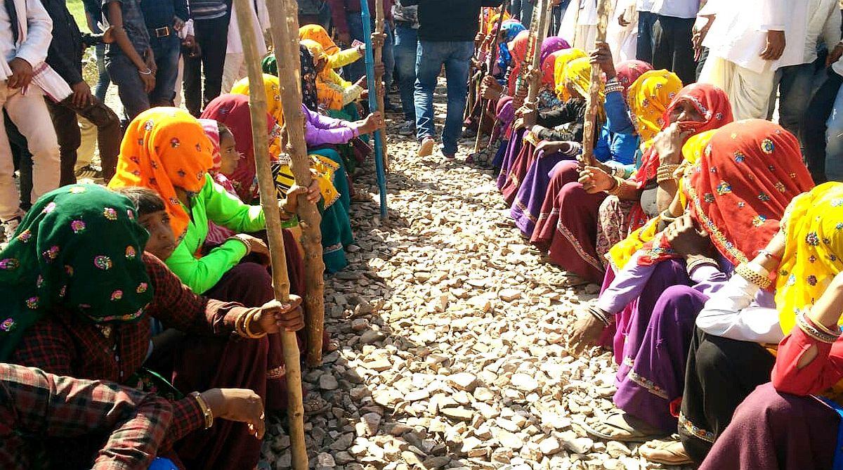 Gujjar protest