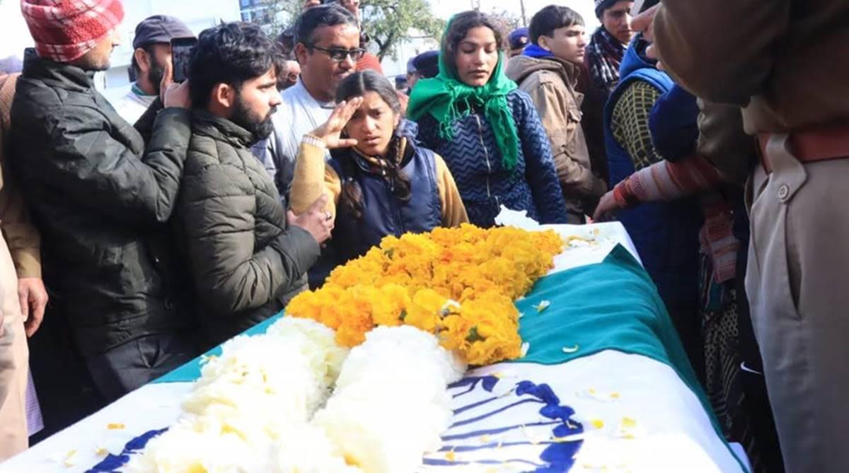 Ganga, CRPF martyr Mohan Lal Raturi, CRPF martyr, CRPF jawans, Pulwama terror attack, J-K terror attack, Suicide attack, Jammu & Kashmir, Dehradun, Uttarakhand, Haridwar