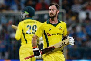 India vs Australia: Glenn Maxwell names ideal batting position in ODIs