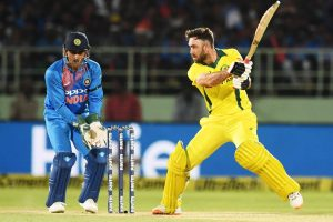 Maxwell ton fires Australia to maiden T20 series win over India