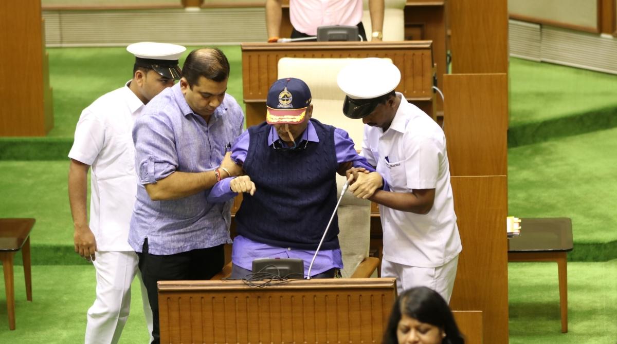 Goa CMO, Manohar Parrikar, Endoscopy, Health Minister