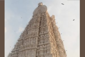 Three crowns worth several crores missing from Tirupati temple of Lord Govindaraja