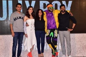 Gully Boy team to unveil 'GullyGen' collection at Lakme Fashion Week 2019