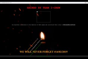 Pakistan websites hacked; dedicated to Pulwama martyrs, says message | Check list