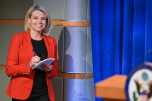 Heather Nauert, Donald Trump's UN ambassador pick, withdraws from consideration