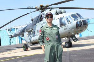 Meet Hina Jaiswal, the first woman flight engineer in IAF