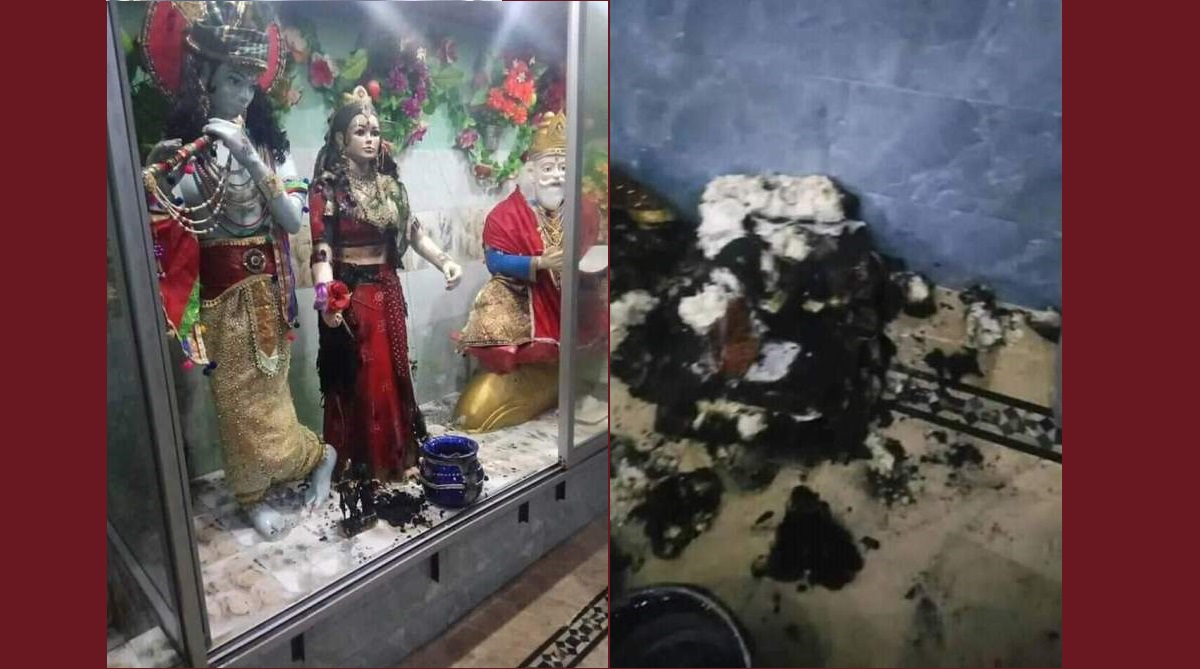 Hindu temple, Pakistan, Imran Khan, Pakistan Minority, Hindu temple desecrated