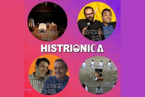 Histrionica, SRCC's performing arts festival, begins today