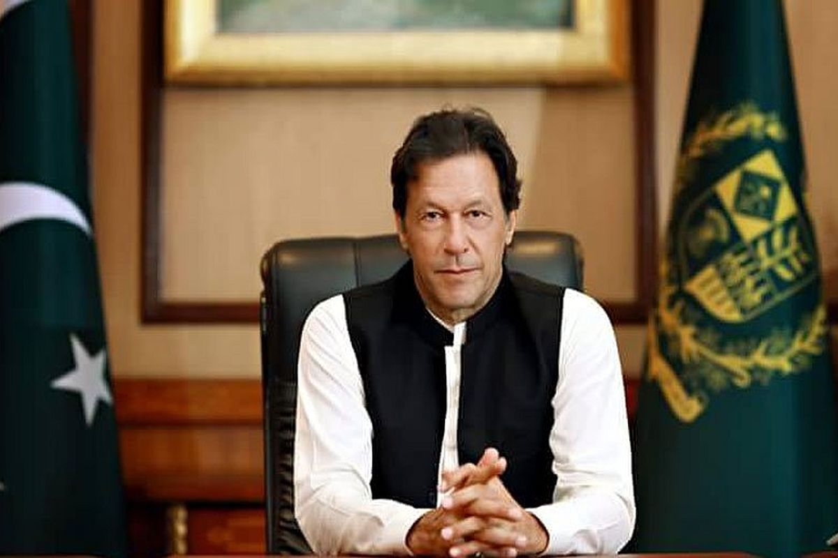 If this escalates, it will no longer be in my control or Narendra Modi's: Imran Khan