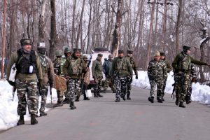 Two terrorists neutralised in Pulwama encounter