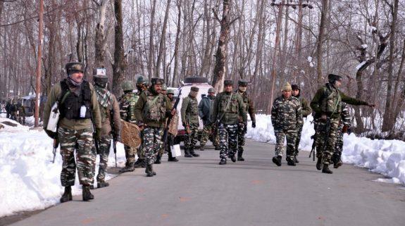 Two terrorists neutralised in Pulwama encounter