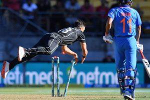 India vs NZ 5th ODI 2019: Ambati Rayudu, Hardik Pandya power India to 252
