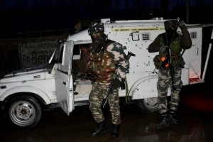 Major among four Army personnel killed in Pulwama encounter