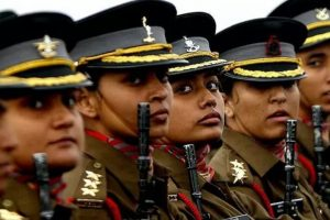 Equality for women in the armed forces
