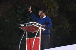 Made a Class 12-pass PM, should not repeat mistake in 2019: Kejriwal at Jantar Mantar rally